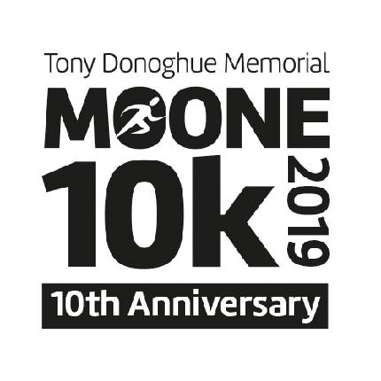 Tony Donoghue Memorial Moone 10k 2019 - Tony Donoghue Memorial Moone 10k 2019 - Early Bird Individual Entry