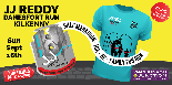 JJ Reddy Danesfort Run - 5K Chipped Run - 5K - Early Bird - Individual