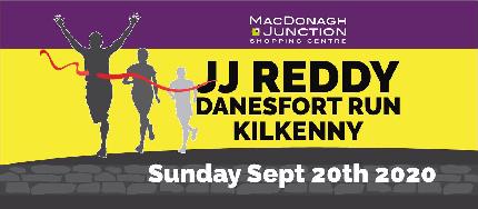 JJ Reddy Danesfort Run 2020 - 10K - 10K - Early Bird - Individual