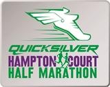 Quicksilver Hampton Court Half Marathon - Hampton Court Half Marathon - Licensed Runner