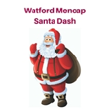 Watford Mencap Santa Dash 2019 - Watford Mencap Santa Dash - Santa  Dash 5K