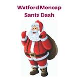 Watford Mencap Santa Dash - Santa Dash 1K - 1K Fun Run