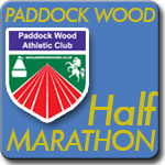 Paddock Wood Half Marathon 2020 - Paddock Wood Half Marathon - With Competition Licence