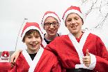 Skye Santa Dash 2018 - Santa Dash - Child entry including Santa Suit