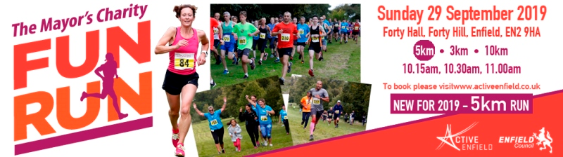 Mayor's Charity Fun Run 2019   Sport Systems