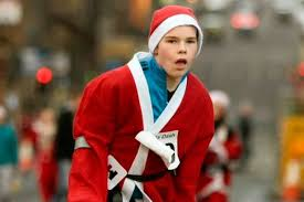 Skye Santa Dash - Skye Santa Dash - child entry 1.5 mile route