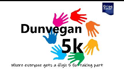 Dunvegan 10k/5k and Fun Run - Dunvegan 10k/5k and Fun Run - Griegs Dunvegan 5k