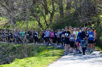 Dunvegan 10k/5k and Fun Run - Dunvegan 10k/5k and Fun Run - Family Entry 2 mile route  (up to 2 adults, 2 children)