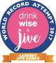 Drink Wise & Jive - Drink Wise & Jive - Adult entry