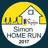 Simon Home Run - Simon Fun Run 2017 - Simon Home Run Entry