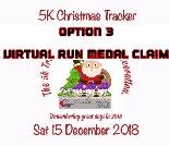 5K Tracker - 5K Tracker - Option 3 - Virtual Run Medal Claim