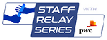 Staff Relay Series 2020 - Staff Relay Series 21/05/2020 - Thursday Night - Team Entry