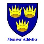 Munster Senior and Master Relays - Senior Men 4*100 - Team Entry