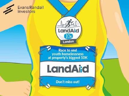 Volunteer at the LandAid 10K! - Volunteer at the LandAid 10K - Volunteer registration