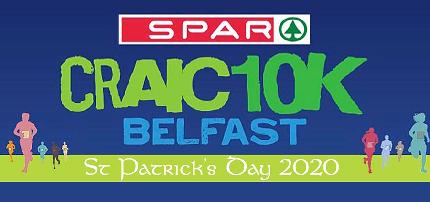 Spar Craic 10k 2020 - Spar Craic 10k 2020 - Early Bird - Individual Entry
