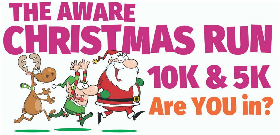 Aware Christmas Run | Aware Run